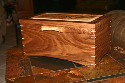 Handmade Humidors - crafted custom humidor by carolina wood designs