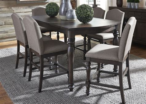 Extendable Dining Room Sets by Catawba Peppercorn Extendable Gathering Dining Room