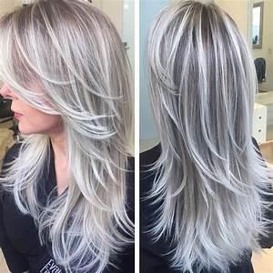 Седые волосы не выпадают
