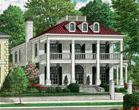 Federal House Plans by Federal Home Designs House Design Plans