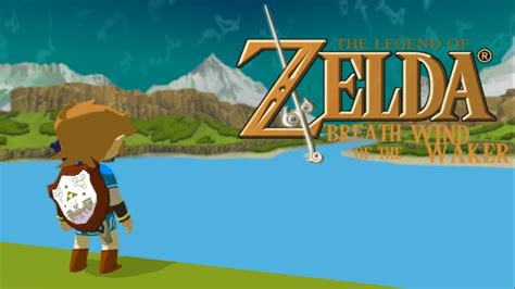 Breath Of The 2nd Nintendo Switch the legend of breath of the wind waker nintendo