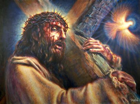 imagenes de la virgen maria en el viacrucis via crucis 00001 parroquia el buen pastor
