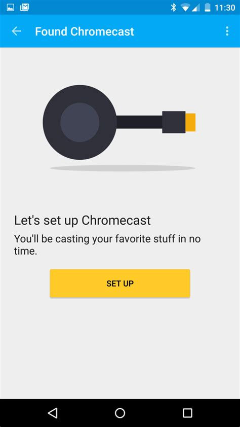 chromecast setup android chromecast 2015 review a more well rounded