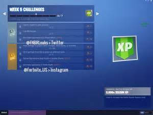fortnite week 5 challenges fortnite challenges countdown snobby shores treasure map