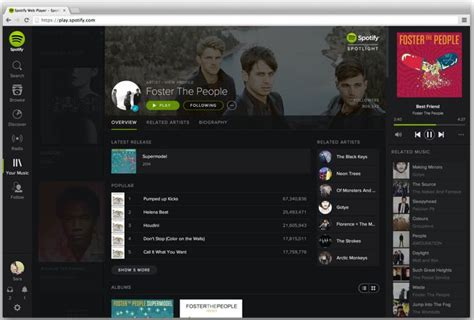 spotify full version ios spotify gets a major new design