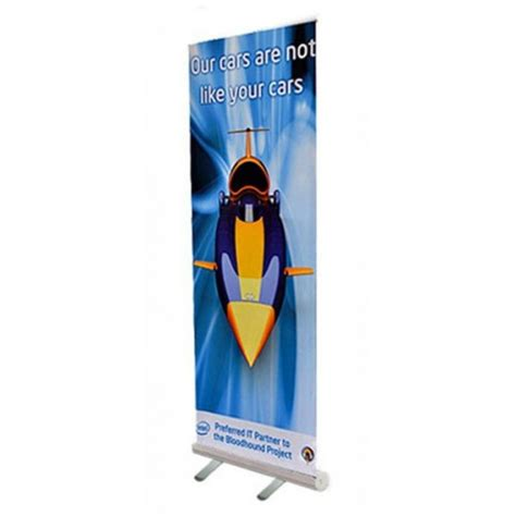 Tripod Display 2 Sisi Tripod Banner Tripod Poster Berdiri display stands exhibition and retail discount displays