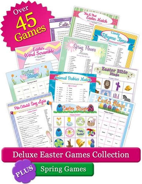 easter trivia game 3 95 easter printable games 78 best images about fun printable games on pinterest