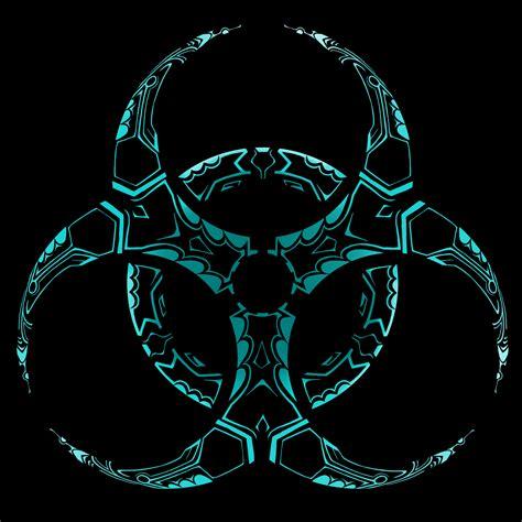 tribal biohazard by dragongirl00 on deviantart