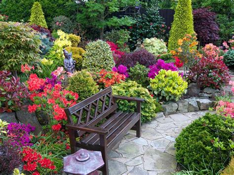 a flower garden flower gardens a beneficial way to add more to