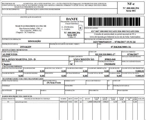 layout de nf e como emitir uma nota fiscal de devolu 231 227 o blog ativasoft