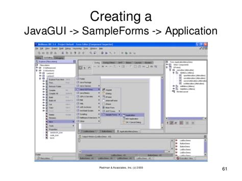 java swing application tutorial java swing tutorial for beginners java programming tutorials