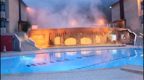Pamukkale Thermal Pools by Pam Thermal Amp Spa Hotel Pamukkale Youtube