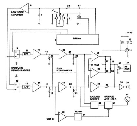 pulse induction schematic patent us7710118 resonant pulse induction metal detector that transmits energy from high
