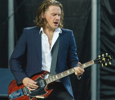 cook with jamie jamie cook of the arctic monkeys performs on the tantalus