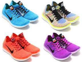 nike colors nike free rn flyknit colors sneakerfiles