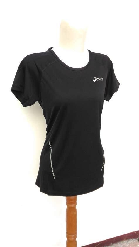 Kaos Asics 2 by Jual Kaos Olahraga Sport Kaos Joging Kaos