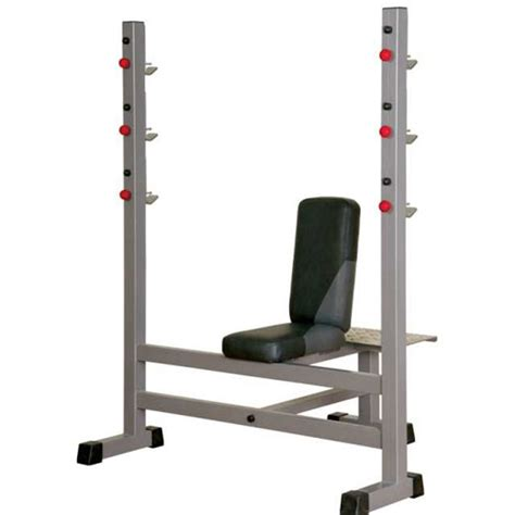 gym equipment bench expert leisure benches racks sportsart a901 10 pair
