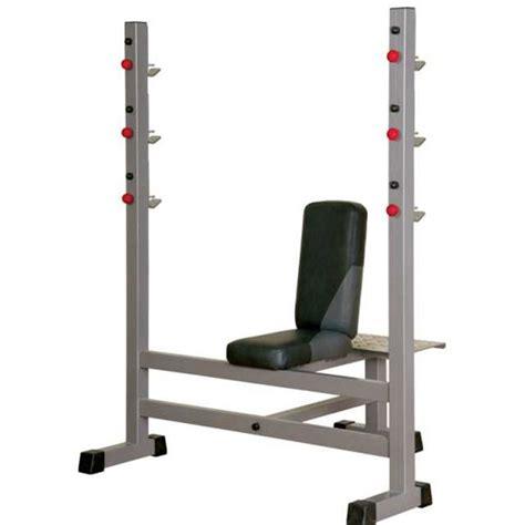 gym bench equipment expert leisure benches racks sportsart a901 10 pair