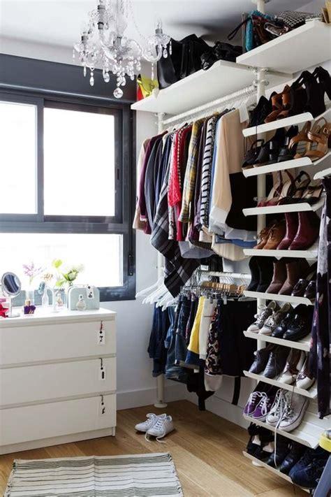 ideas para hacer armarios ideas para armarios abiertos