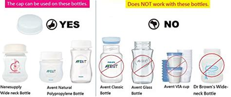 Ring Botol Avent Wideneck wide neck breastmilk collection bottles wide storage bottle use with spectra s1 spectra s2