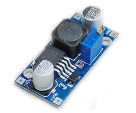 Xl6009 Module Dc Dc Step Up Boost Converter 35 18v xl6009 step up power module dc dc boost converter