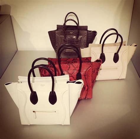 Handbags Instagram bag instagram authentic mini luggage bag