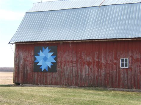 Barn Quilts History by Barn Quilts Of Iowa Washington County Wardsville