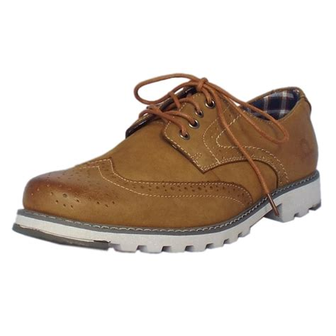 chatham marine s lace up brogue shoe mozimo