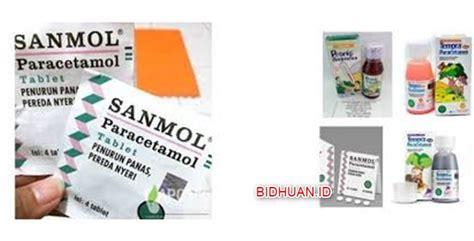 Sanmol Syrup Penurun Panas 35 obat penurun panas alami dan medis yang uh dan cepat