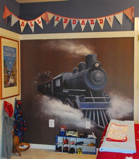 railroad bedroom train bedroom for ozzy the im family