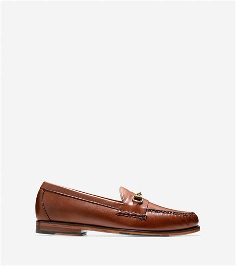 cole haan bit loafer cole haan s pinch grand bit loafer in brown for