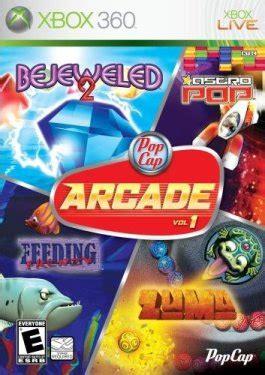 popcap arcade wikipedia