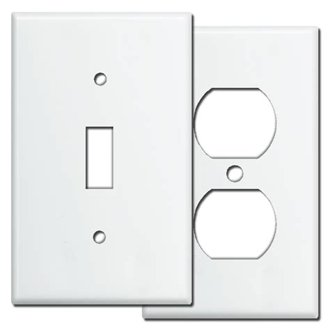 metal switch plate covers