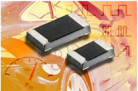 high power surge resistors chip resistor