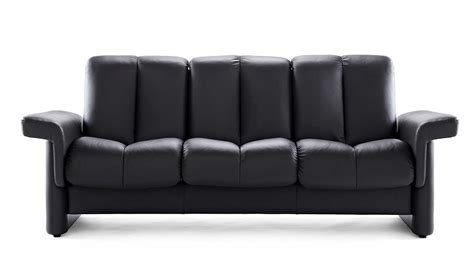 stressless couches circle furniture legend stressless lowback sofa