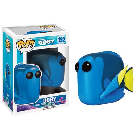 Funko Pop Nemo Finding Nemo disney pixar finding dory pop vinyl figure dory forbidden planet