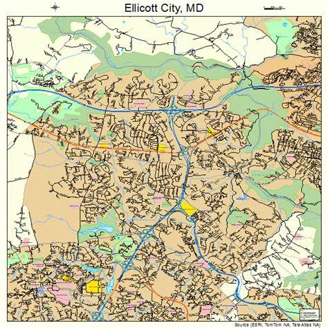 maryland map city ellicott city maryland map 2426000