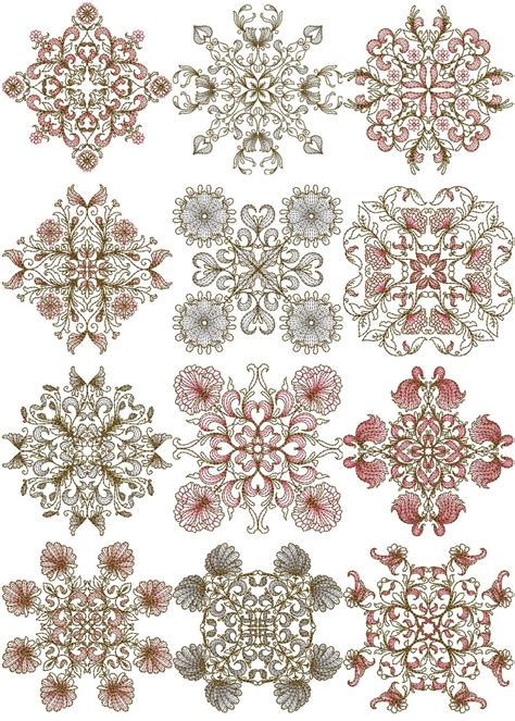 Quilt Block Embroidery Designs by Quilt Block Embroidery Designs Makaroka