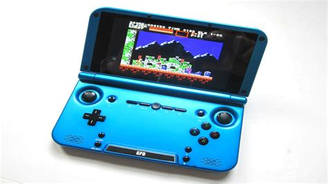 nintendo for android gamepad digital gpd xd review a nintendo 3ds lookalike for android tech pep