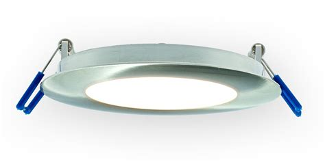Super Thin Recessed Led Lighting Fixture 4 Inch 9w Thin Led Lights