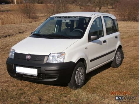 2009 fiat panda photos informations articles