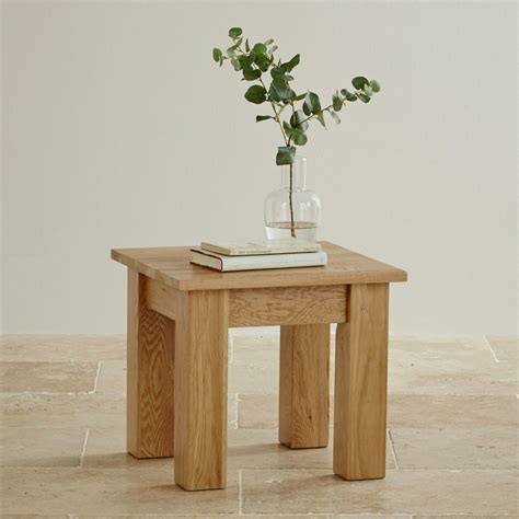 minimalist side table minimalist side table in solid oak oak furniture
