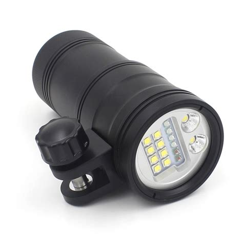 lumens torch diving torch led 4000 lumens for light gopro buy