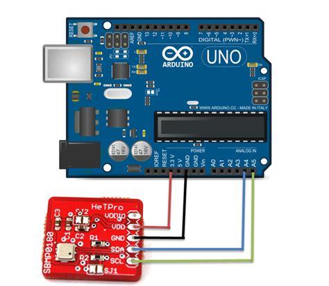 arduino qt tutorial bmp180 sensor barom 233 trico con arduino hetpro tutoriales