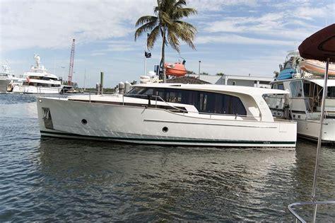 greenline boats 2016 greenline 40 diesel hybrid power boat for sale www