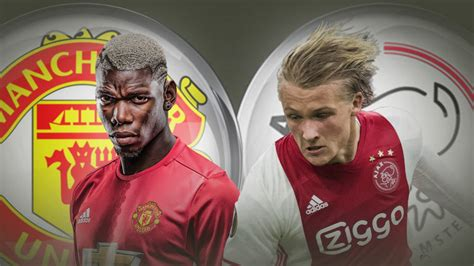 Mdt Europa League Stockholm 2017 Ajax Vs Manchester United 1 manchester united ajax tactics analysed ahead of the
