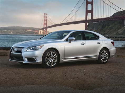 lexus sedan 2016 2016 lexus ls 460 price photos reviews features