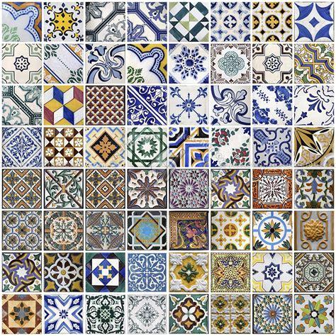 fliese 33x33 patchwork tile texture seamless 16814