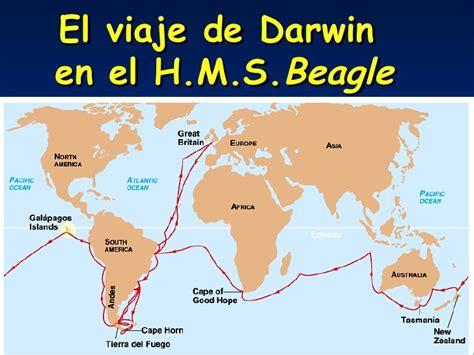 el viaje a la 8423337774 darwin y la geologia