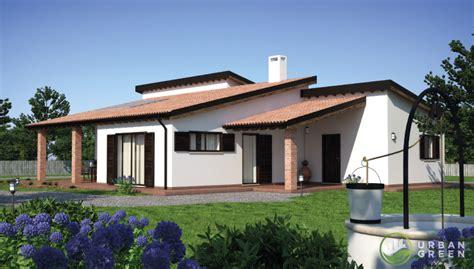 Costo Costruzione Villa Singola by Casa In Legno Monopiano Urb26 Green